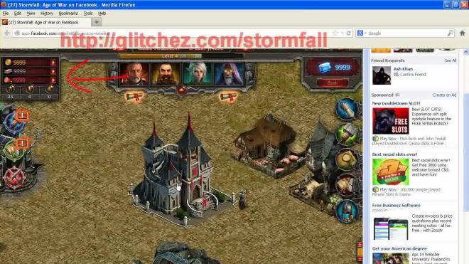 Stormfall Age of War Hack